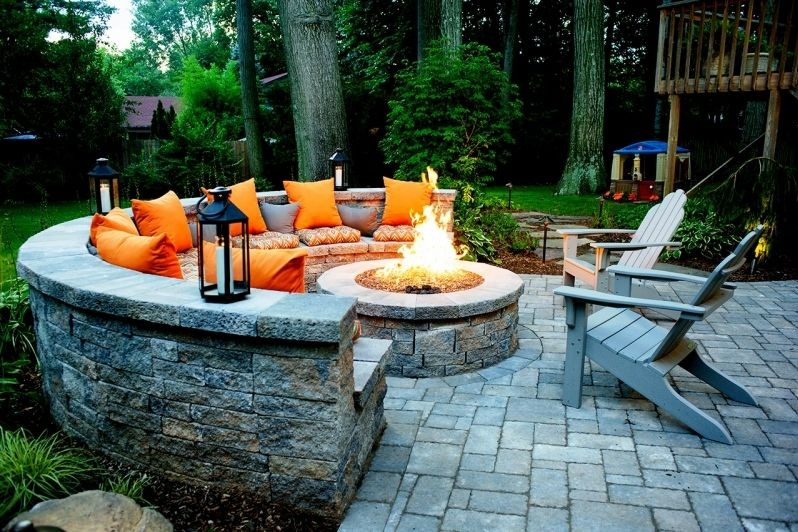 Fire Pits Are A Great Addition For Outdoor Entertaining Throughout the Most of Year…