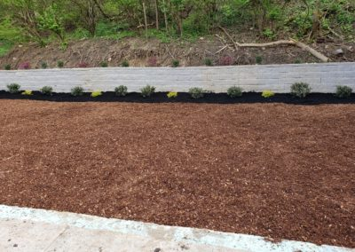 Nassua Investments Was Happy With The Large Mulching Project We Completed For Them at a Cincinnati Recreational Area. See Pics…