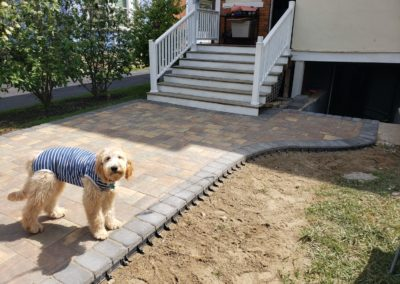 Paige and Stu of Avondale Love Their New Paver Patio. See Pics…