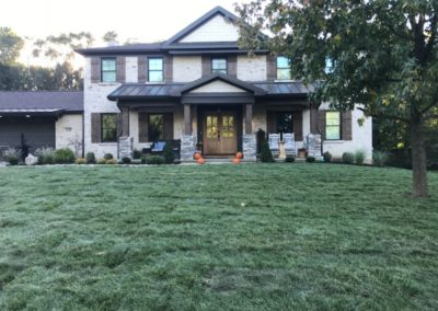 Kristy of West Chester is Very Happy With Her Yard of New Sod. It Turned Out Great! See Pics…