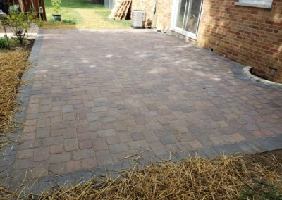 Michelle and Andrew of Anderson, Ohio Love Their New Paver Patio! See Pics and 5 Star Review…
