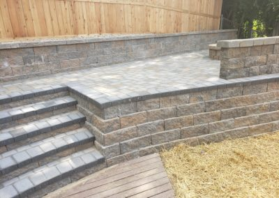 Benita and D.C. of Cheviot Love Their New Paver Porch, Pergola, and Patio and Gave D2 a 5 Star Review! See Pics and Video…