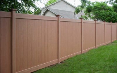 5 Reasons to Install a Privacy Fence…