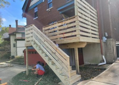 Vicki and John of North Avondale Love Their New Deck! See Pics & Video…