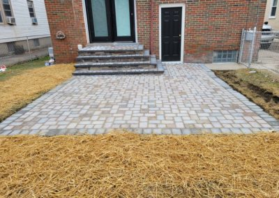 Scott of Bond Hill, Ohio Is Very Happy With His New Pave Patio and Stone Steps! See Pics & Video…