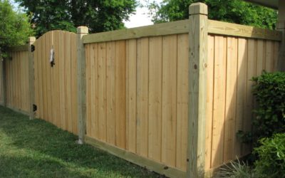How To Choose The Right Type of Material For Your Fence…