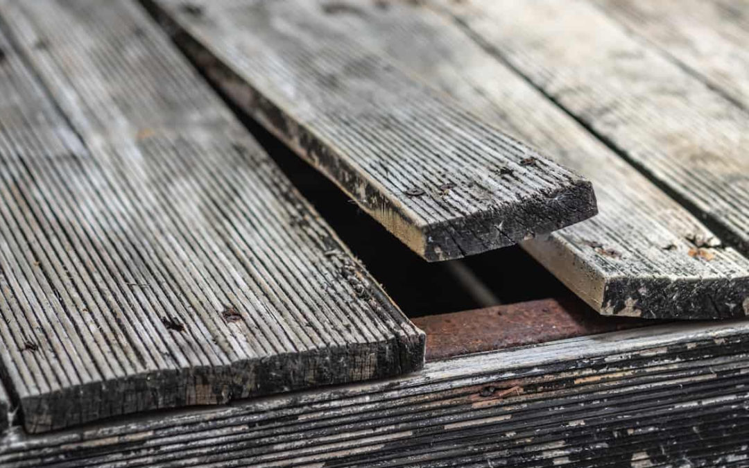 Do You Have Some Bad Deck Boards? See How to Fix Bowed, Twisted, Warped, and Rotten Deck Boards…
