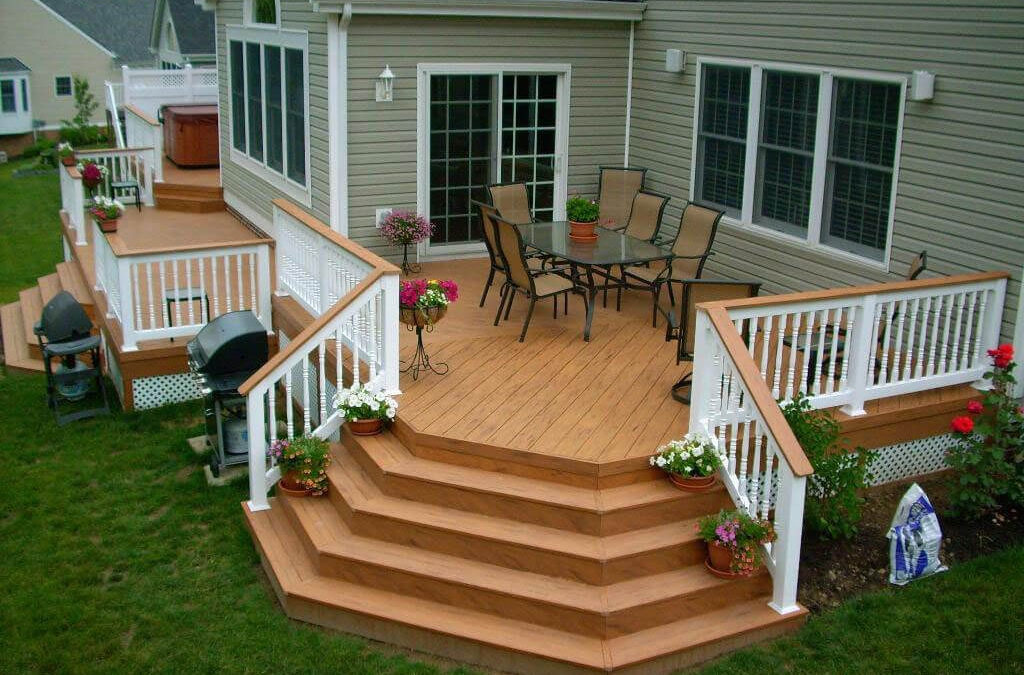 4 Great Reasons To Have a Backyard Deck Built for Your Home…