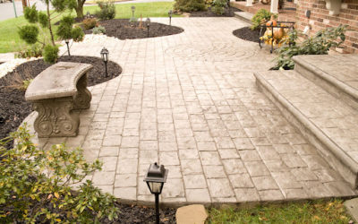 Add Value and Curb Appeal to Your Home With a Stamped Concrete Patio and Walkway…