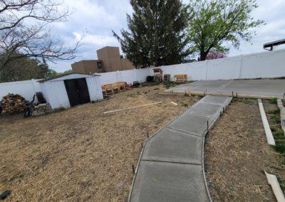 Lindsay of St. Bernard in Cincinnati, Ohio Loves Her New Patio, Sidewalk, and Sod. See Pics…